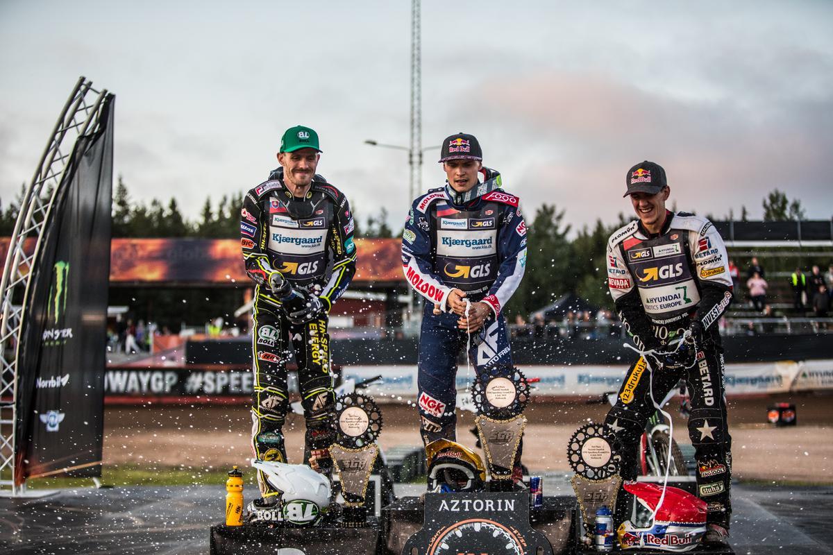 IV Runda Grand Prix – GP Szwecji – Hallstavik