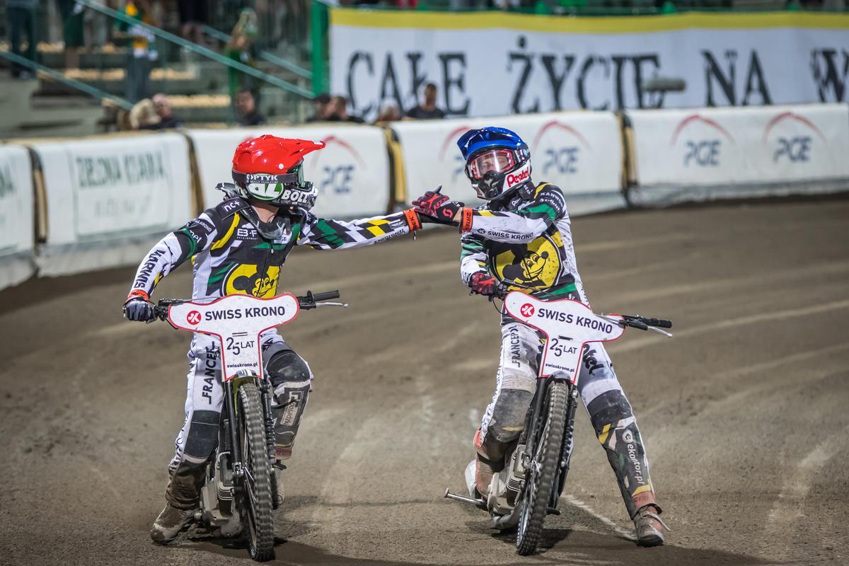 Falubaz ZG vs Sparta Wrocław – Półfinał