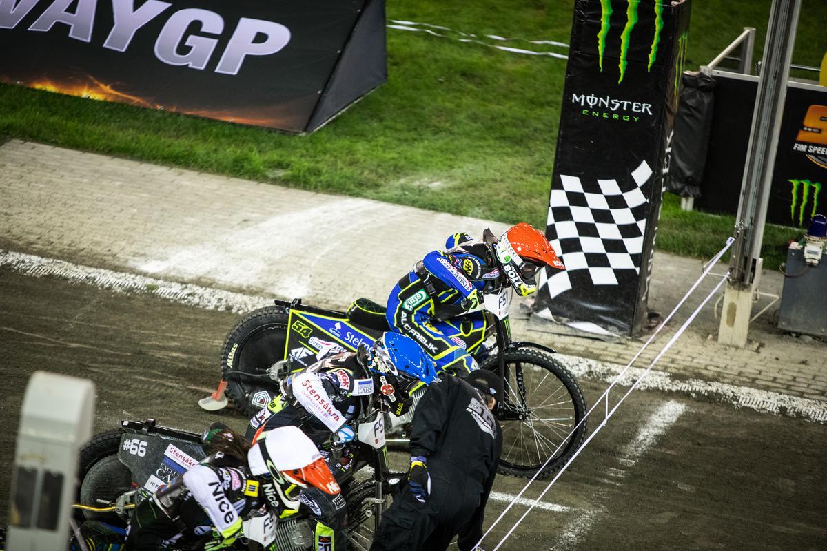 FST Grupa Brokerska Toruń FIM Speedway Grand Prix – round 8